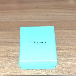 Tiffany's red heart bead bracelet